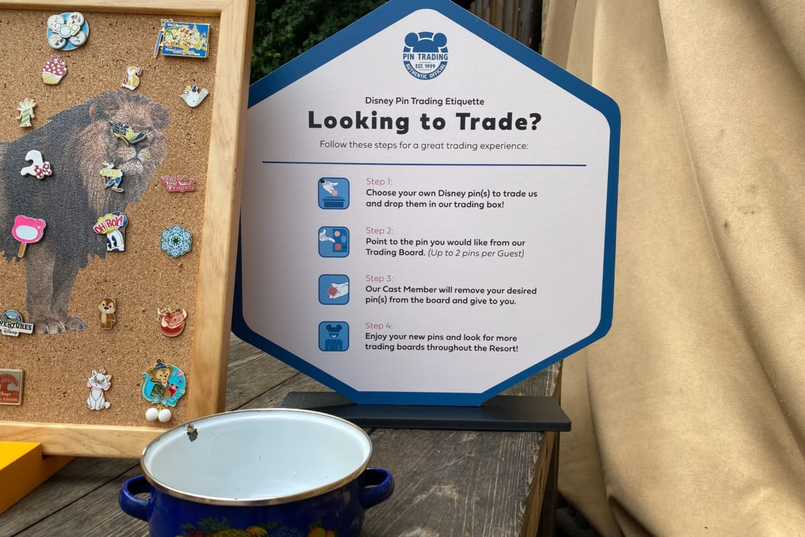 """Featured image for """"How to Pin Trade at Walt Disney World with the COVID-19 Regulations"""""""