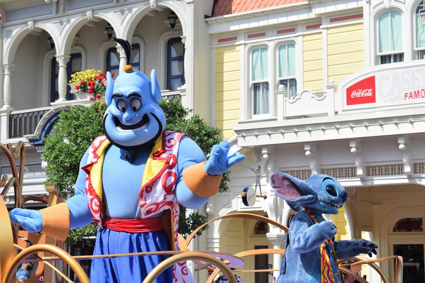 "Featured image for ""Disney Announces Disney Genie Service for Walt Disney World and Disneyland"""