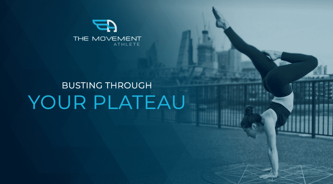 busting through your plateau
