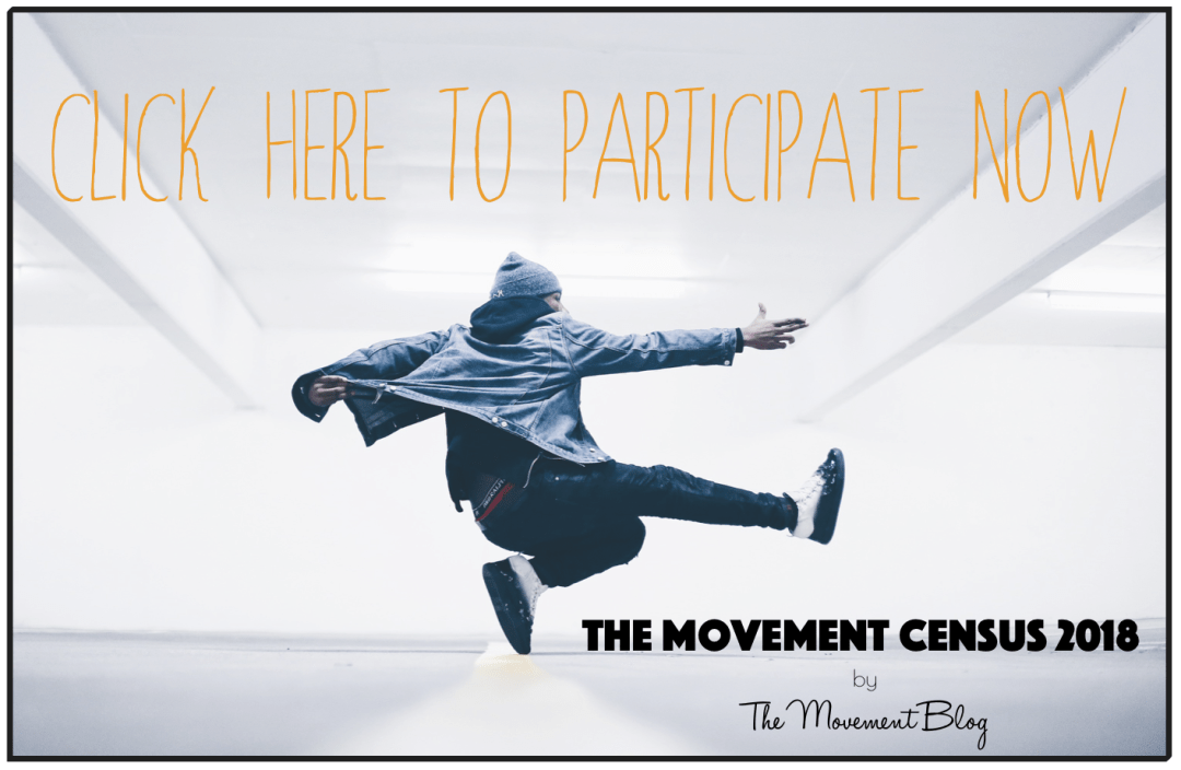 the movement blog survey 2018 dancers worldwide