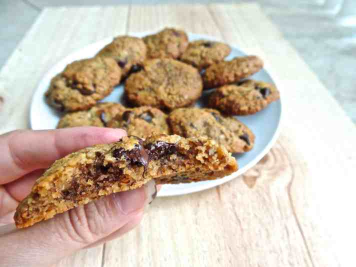 Mouthwatering Chocolate Chip Crunch Cookies