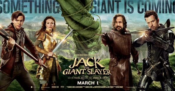 WIN JACK THE GIANT SLAYER ON BLU-RAY AND DVD!