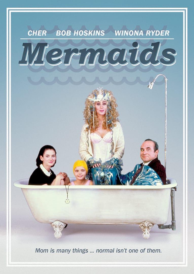 Mermaids 1990 Olive Blu Ray Review The Movie EliteThe Movie Elite