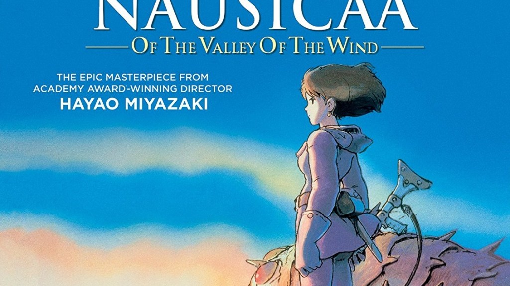 GKIDS' Nausicaä of the Valley of the Wind