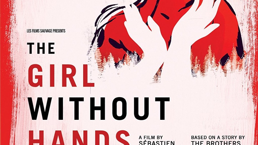 GKIDS The Girl Without Hands