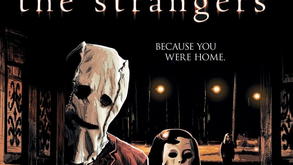Scream Factory's The Strangers