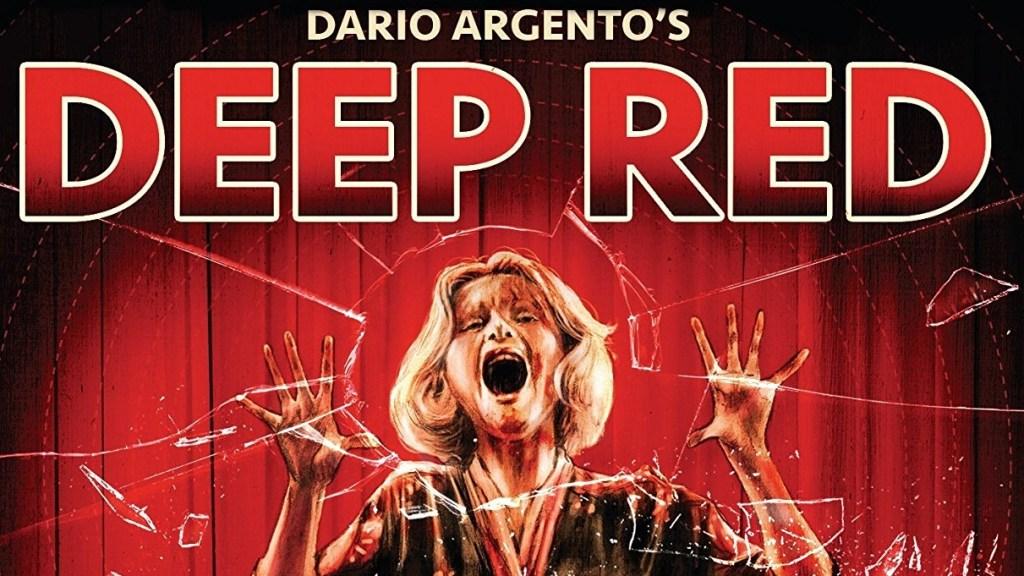 Arrow Video's Deep Red