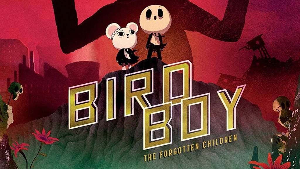 GKIDS' Birdboy: The Forgotten Children
