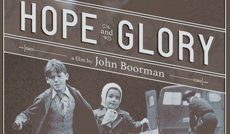 Olive Films' Hope and Glory