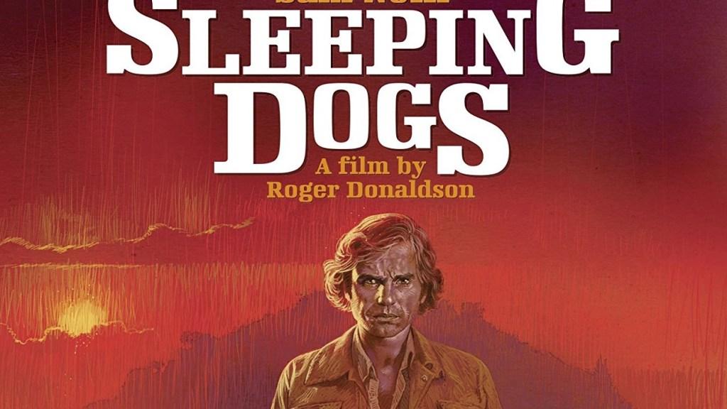 Arrow Academy's Sleeping Dogs