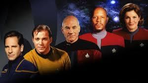 Captains of Star Trek