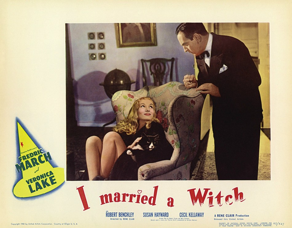 I Married a Witch - Veronica Lake