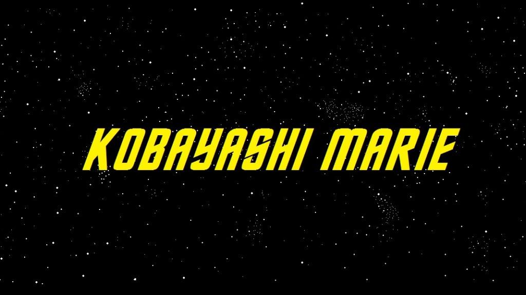 Kobayashi Marie