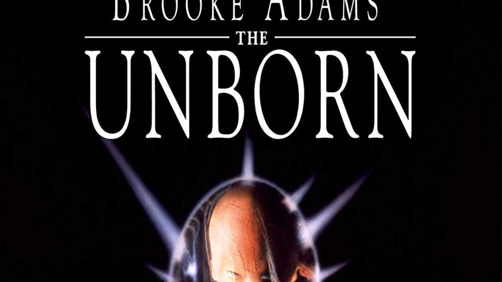 Scream Factory's The Unborn