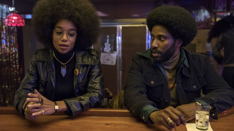 Spike Lee's Blackkklansman