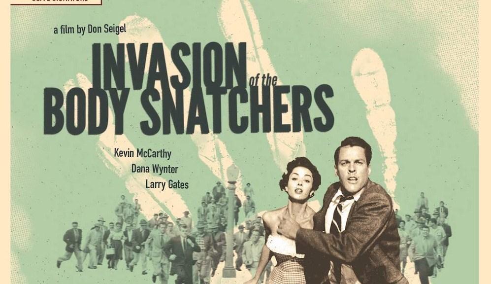 Olive Films Invasion of the Body Snatchers