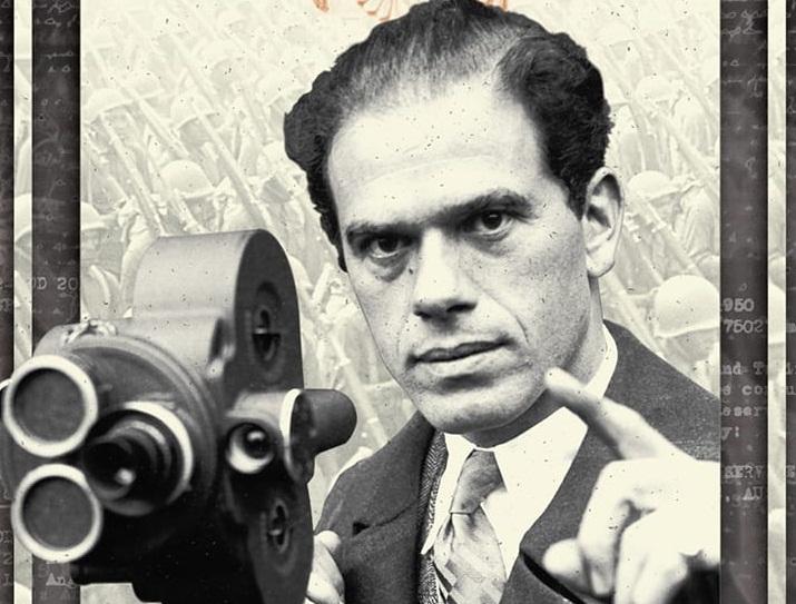 Olive Films' Mr. Capra Goes to War