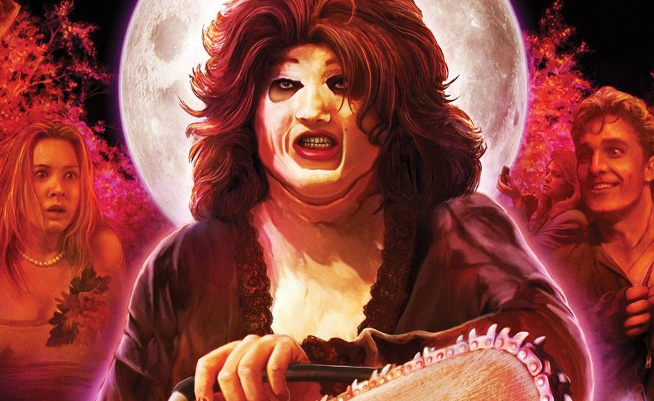 Scream Factory's Texas Chainsaw Massacre - The Next Generation