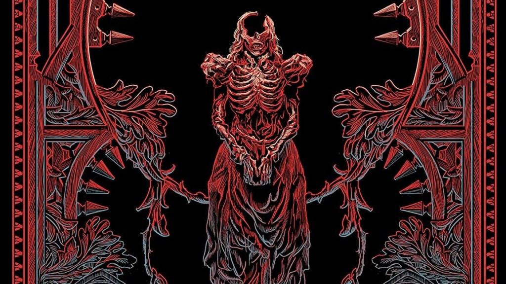 Arrow Video's Crimson Peak
