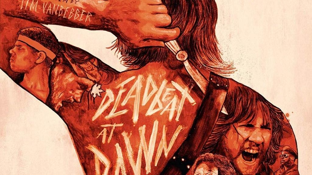 Arrow Video's Deadbeat at Dawn