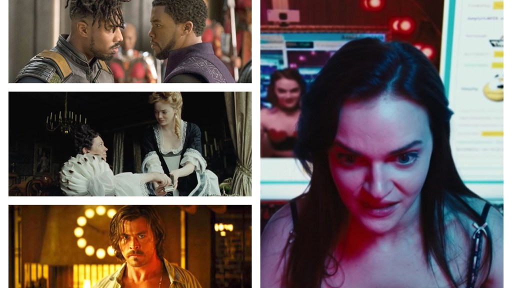 Adam's Top Ten Films of 2018