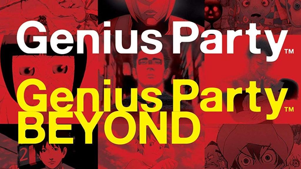 Genius Party Beyond Genius Party