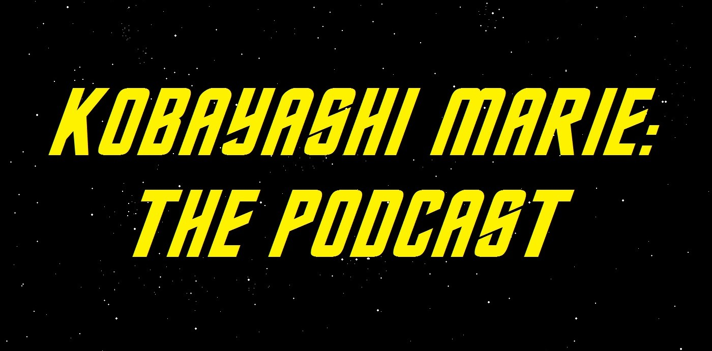Kobayashi Marie The Podcast Logo