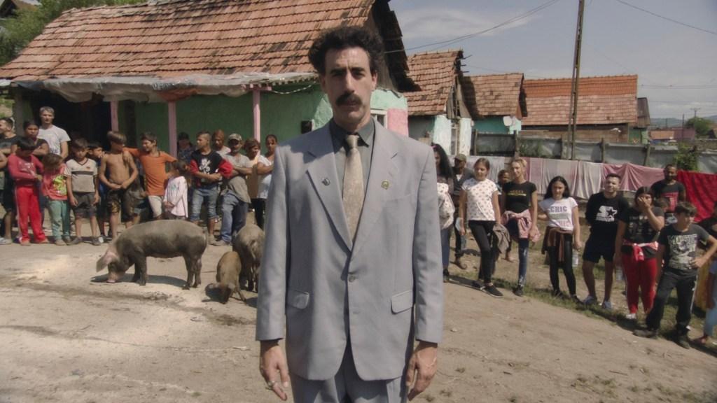 Borat Subsequent Movie Film
