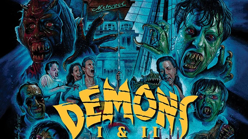Demons and Demons 2