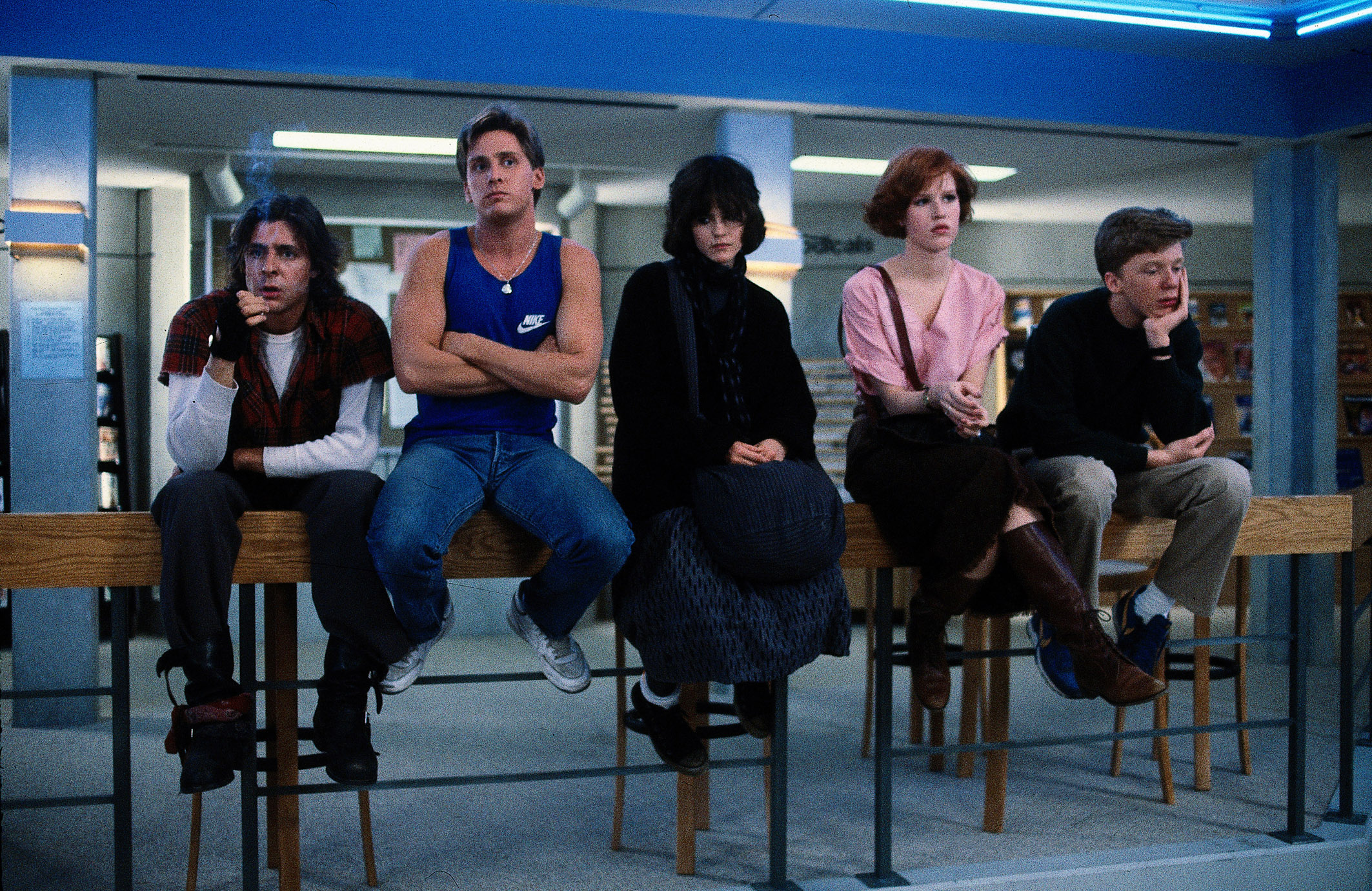 Once Upon A Time In The 80s The Breakfast Club Part 14