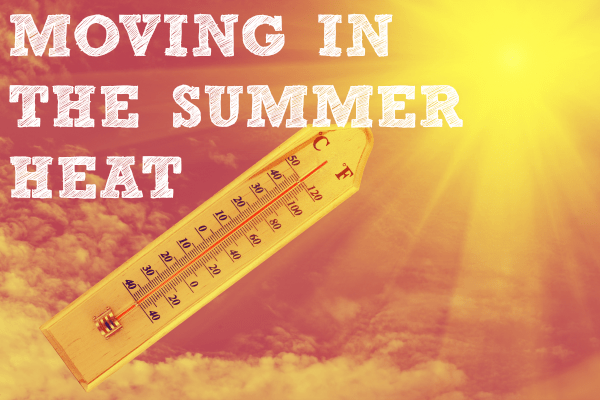 Summertime is the busiest moving season of the year