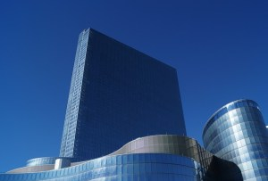 Buildings in Atlanta City.