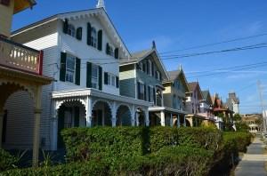 Houses in NJ.