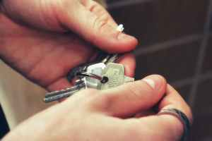 sharing your keys is a sign of trust