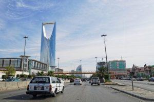 A view of Riyadh.
