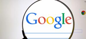 Google website.