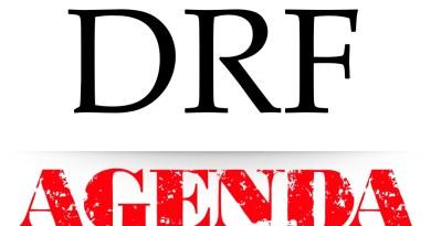 DRF Agenda