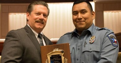 Rodriguez Civilian of the Year