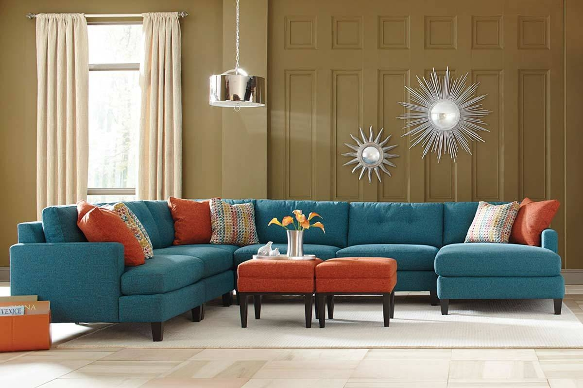 12 Collection Of Custom Made Sectional Sofas