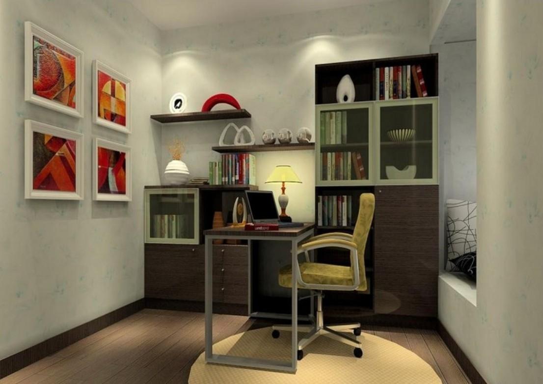 Small Home Study Ideas