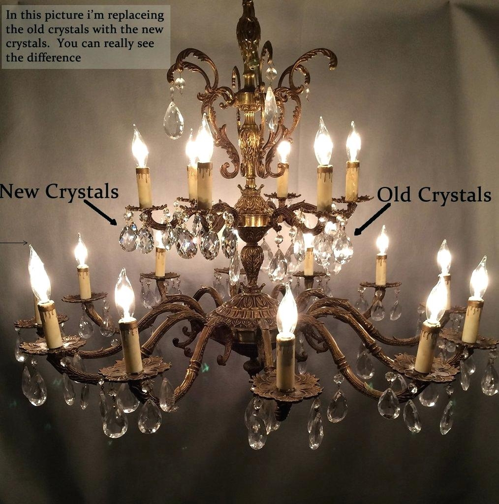 12 Best Collection Of Small Red Chandelier