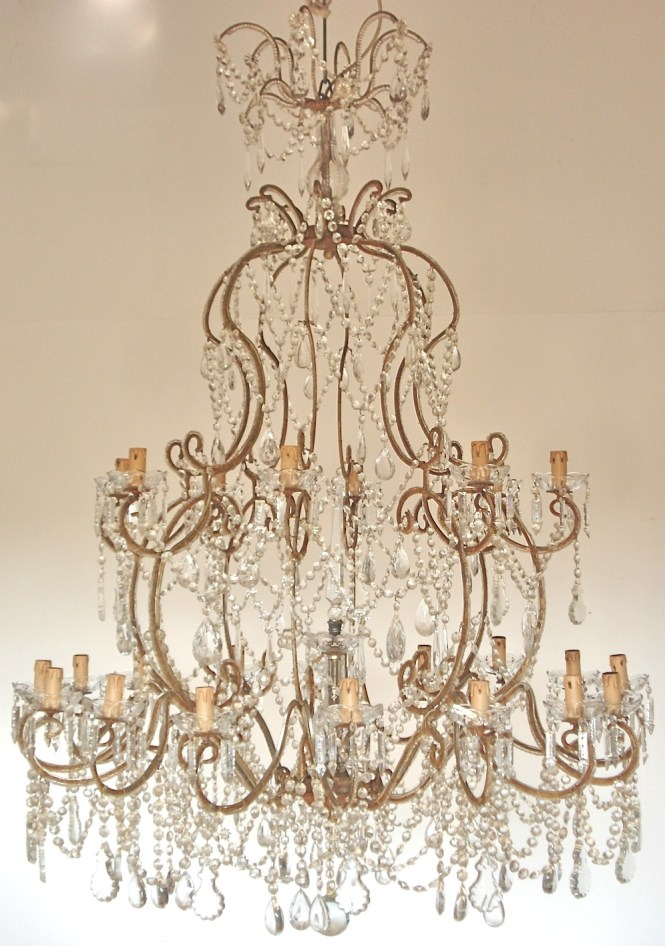 The Italian Chandelier In Chandeliers 10 Of 12