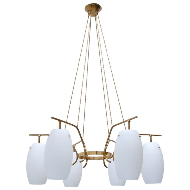 The Italian Chandelier Intended For Chandeliers Style 12 Of