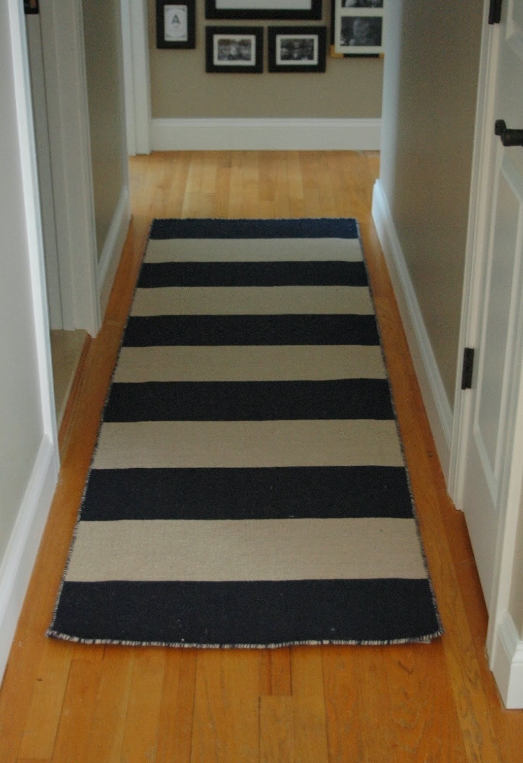 20 Best Collection Of Striped Hallway Runners | Cheap Carpet Runners By The Foot