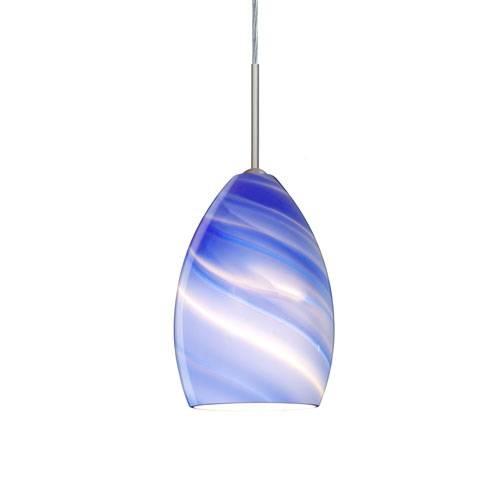 Cobalt Blue Mini Pendant Lights