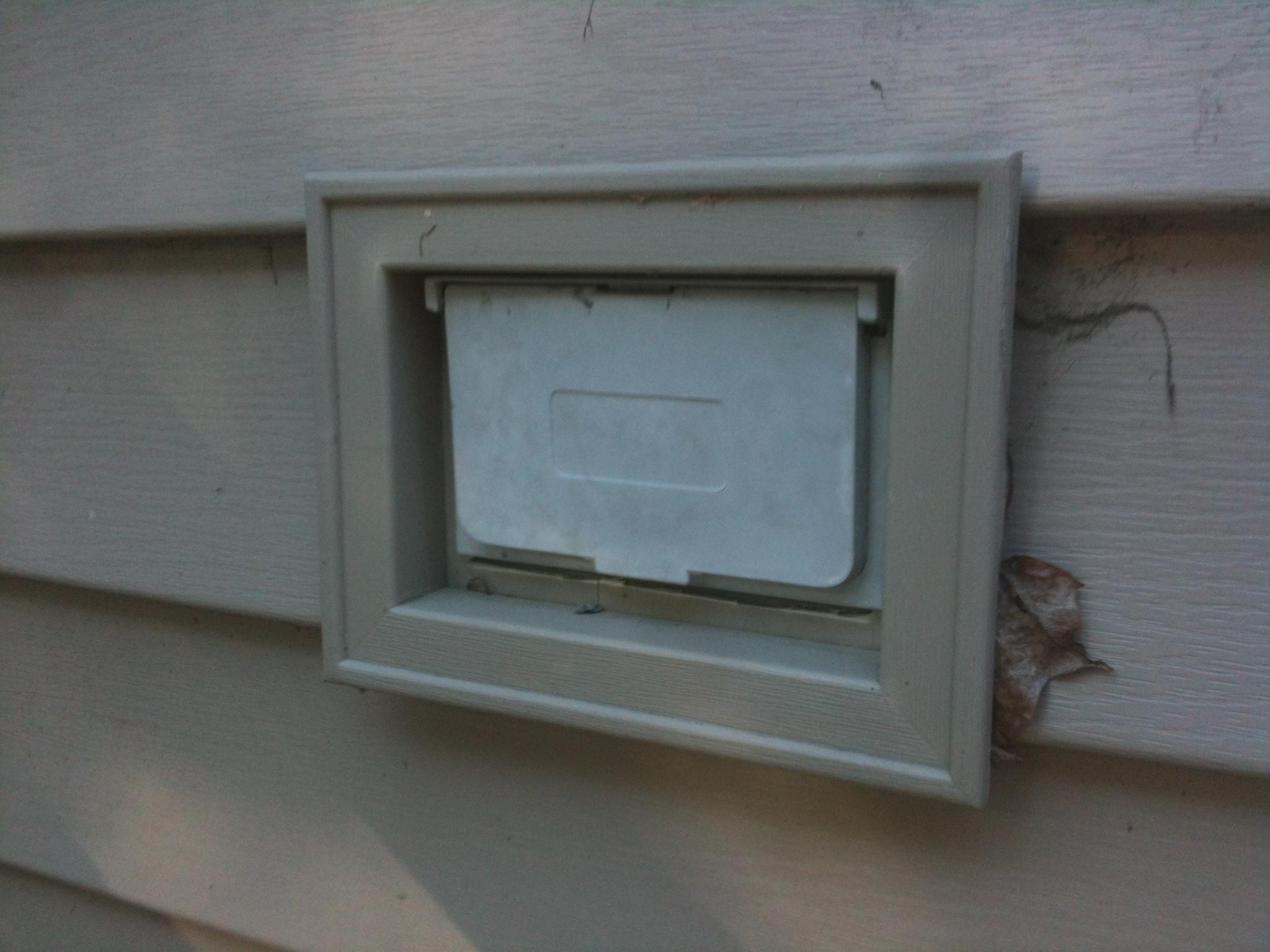 Vinyl Siding Outlet Box