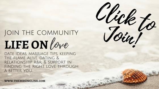 theMRSingLink Facebook Life on Love Community