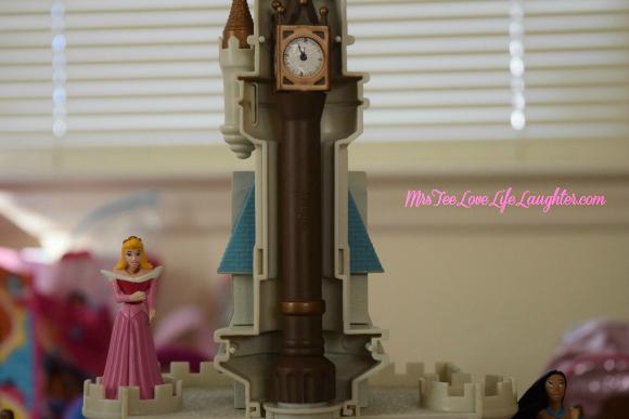 Princess Cinderella Clock