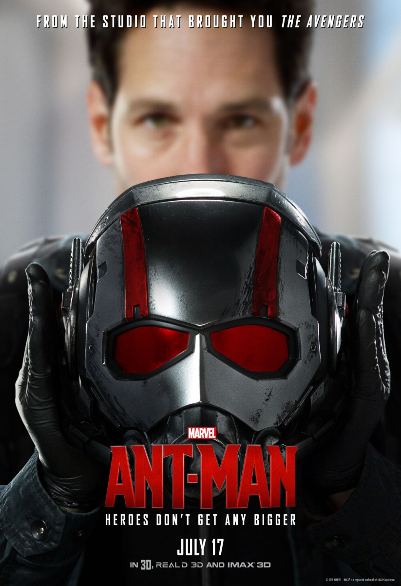 Marvel's Ant-Man | From Comic To Screen