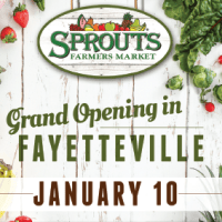 Sprouts Farmers Market · There's A New Store Coming To Town!